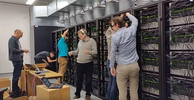 SpiNNaker World's Largest Neuromorphic Supercomputer