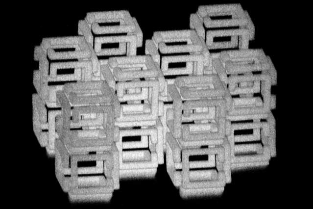A method to Shrink objects to the Nanoscale