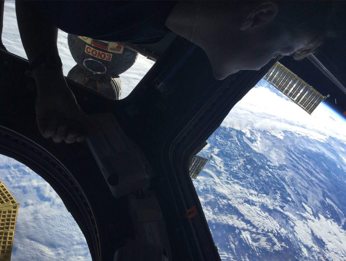 Astronaut Anne McClain's First Voyage to the Space Station
