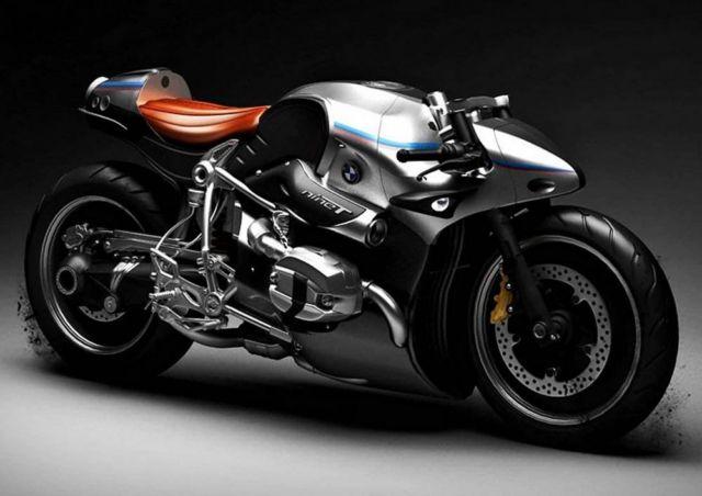 BMW R9T Aurora Motorcycle