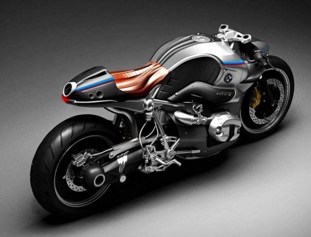 BMW R9T Aurora Motorcycle (3)