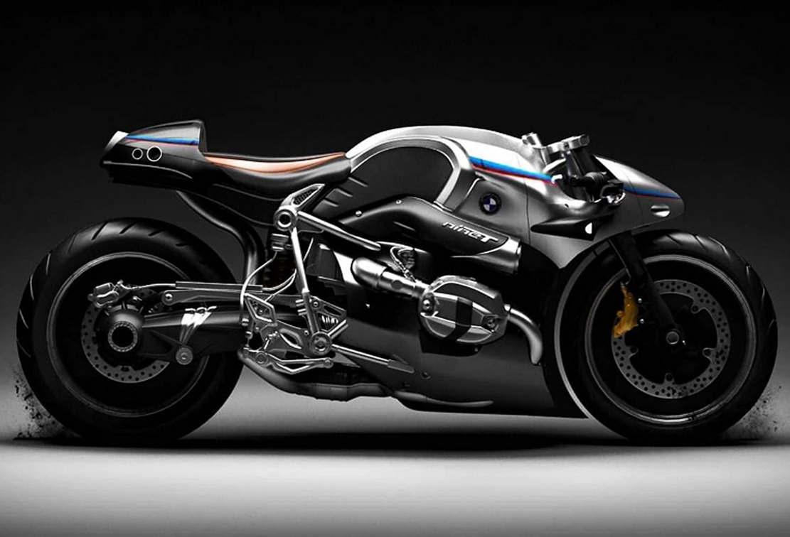 BMW R9T Aurora Motorcycle (1)