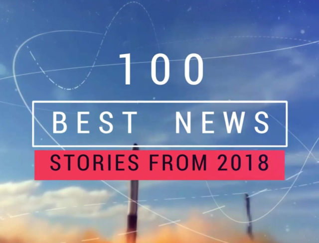 Best News Stories From 2018