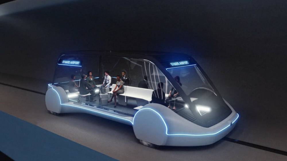 Boring Company to Launch 'Road Legal' Autonomous Cars