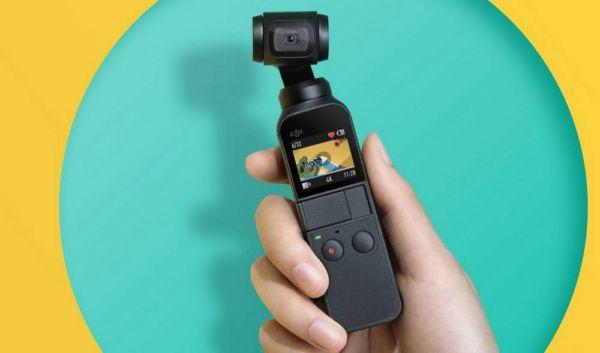 DJI Osmo Stabilized Pocket camera (5)