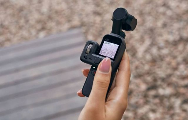 DJI Osmo Stabilized Pocket camera (4)