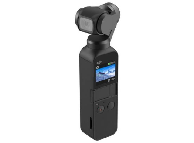 DJI Osmo Stabilized Pocket camera (2)