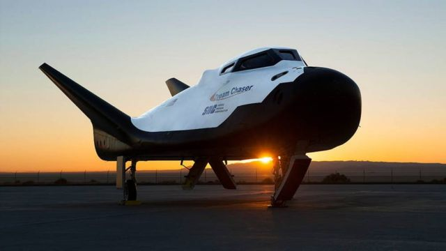 Dream Chaser Spacecraft Cleared for Full-Scale Production