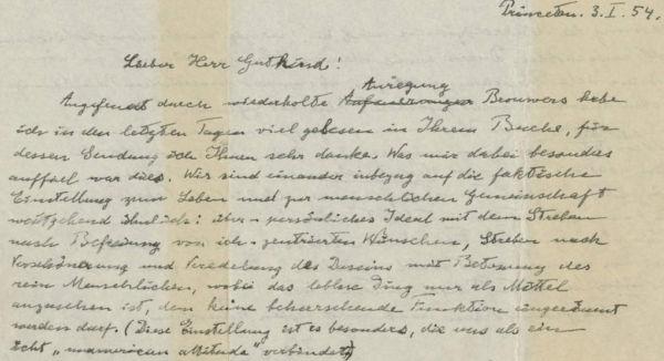 Einstein's famous 'God letter' sells for $3 million