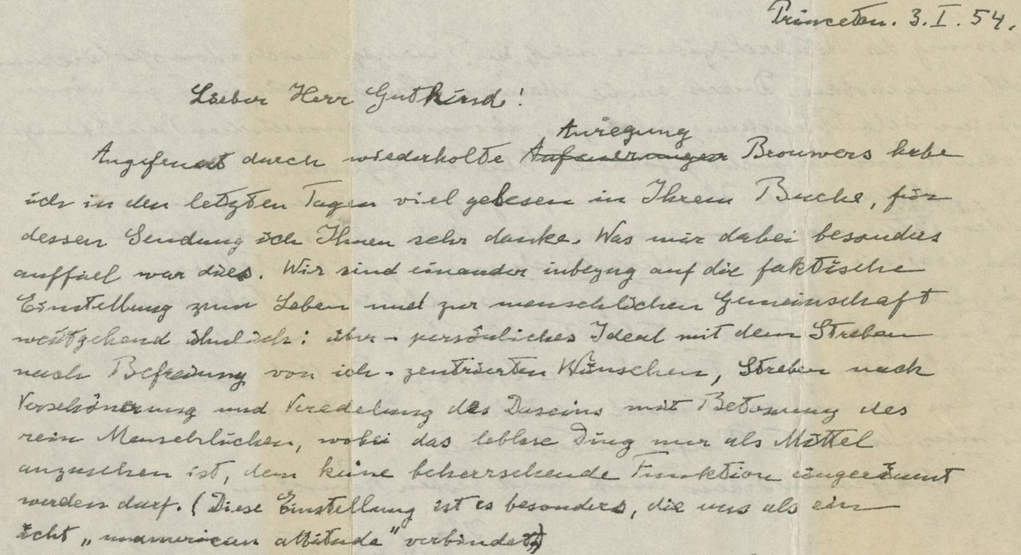 Einstein's famous 'God letter' sells for $3 million