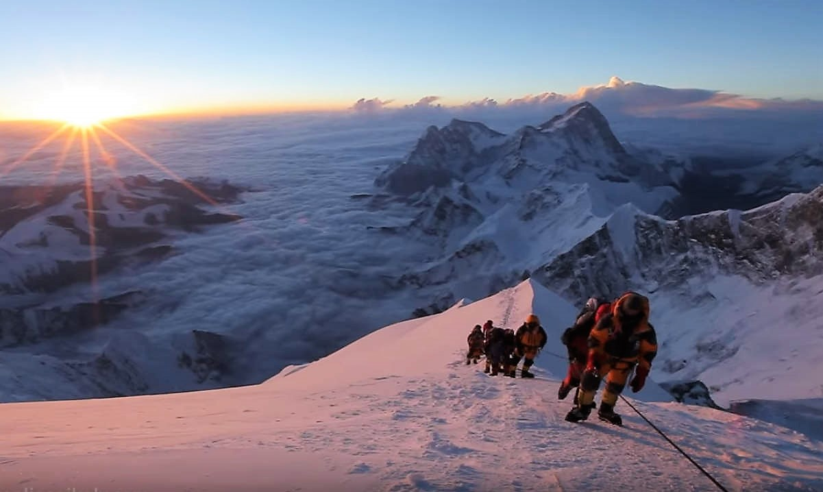 Everest – The Summit Climb
