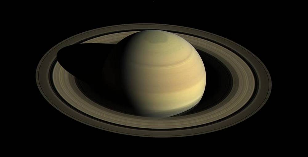 Fascinating Saturn's rings are actually disappearing