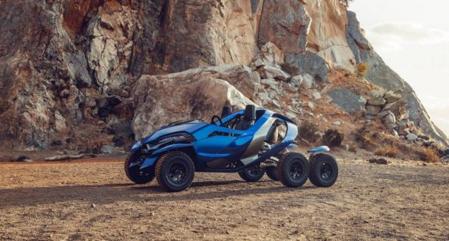 Ferox Azaris six wheeled off-road advanced vehicle (10)