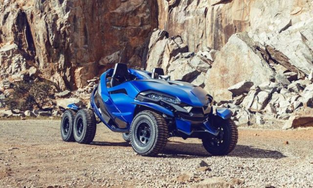 Ferox Azaris six wheeled off-road advanced vehicle (9)