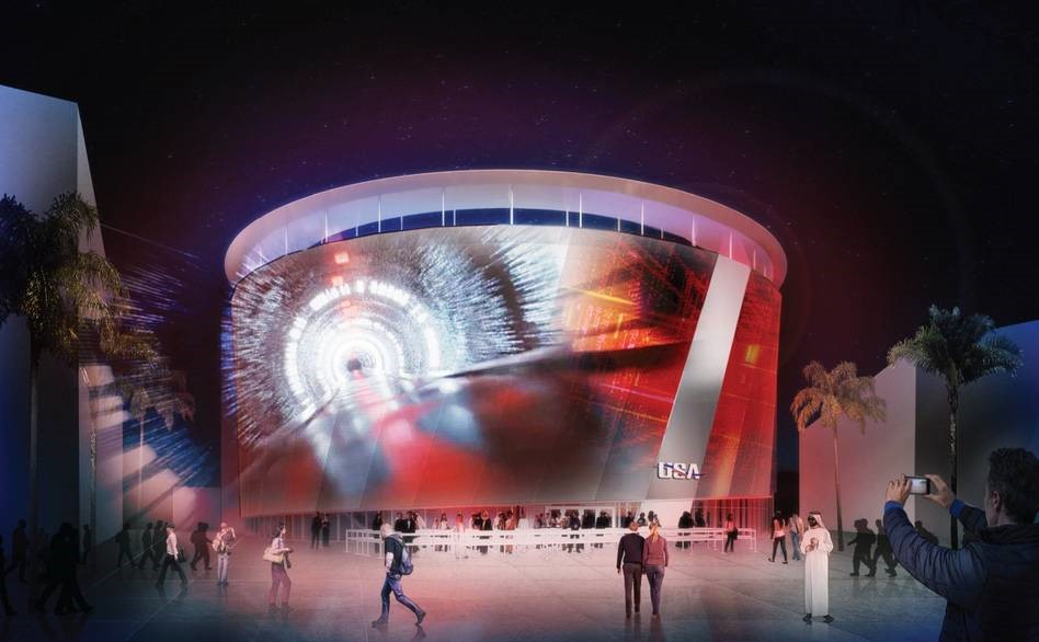First Look at the US Pavilion for Expo 2020 Dubai