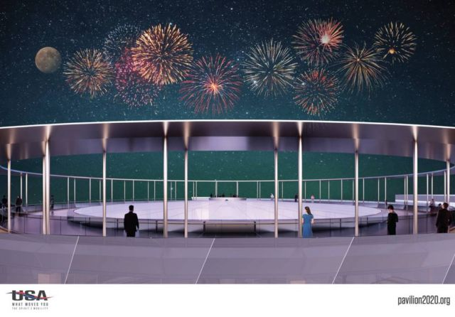 First Look at the US Pavilion for Expo 2020 Dubai (3)