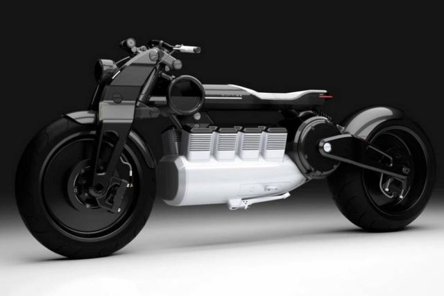 Hera the All-Electric Motorcycle
