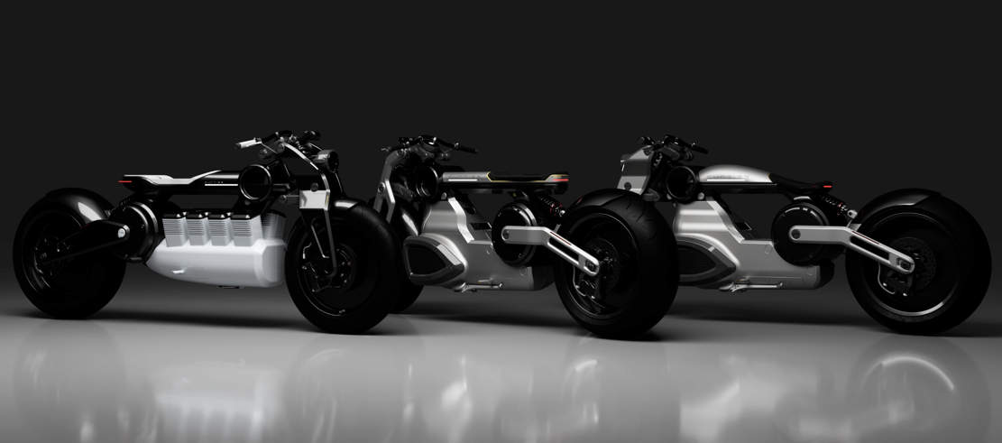Hera the All-Electric Motorcycle (1)