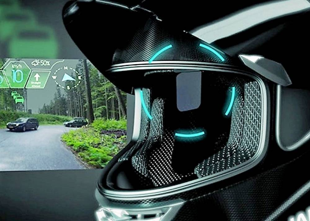 Jarvish Smart Motorcycle Helmet (5)