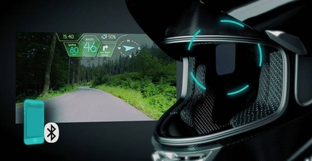 Jarvish Smart Motorcycle Helmet (3)