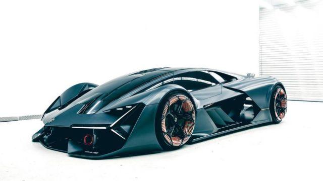 Lamborghini LB48H hypercar (5)