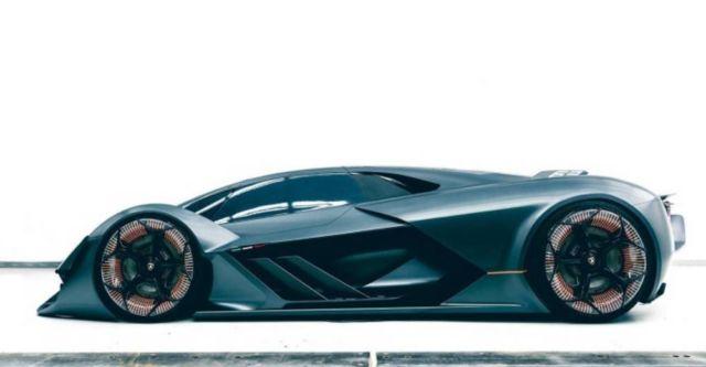 Lamborghini LB48H hypercar (3)
