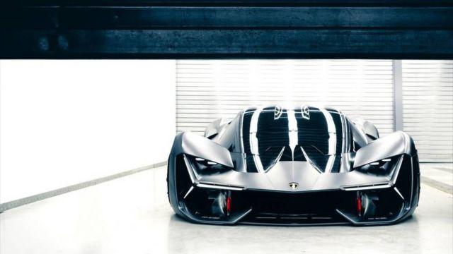 Lamborghini LB48H hypercar (2)