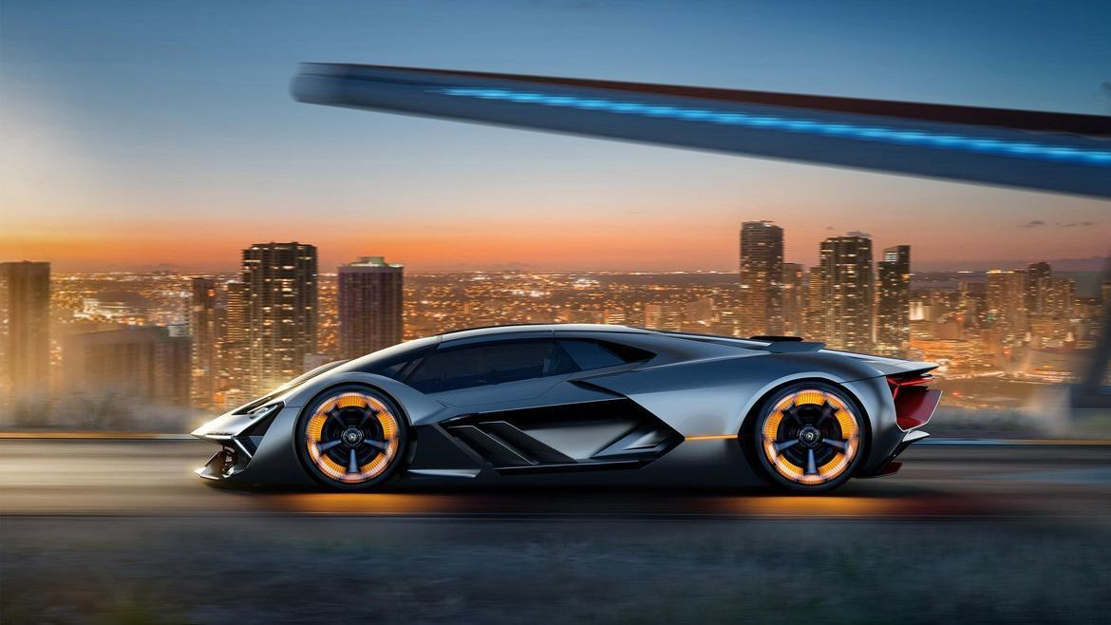 Lamborghini LB48H hypercar (1)