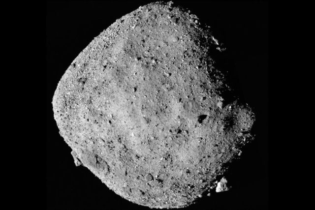 NASA Found Evidence of Water on a Distant Asteroid