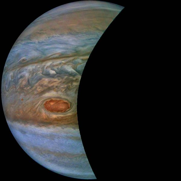 New NASA's stunning Jupiter pictures (5)