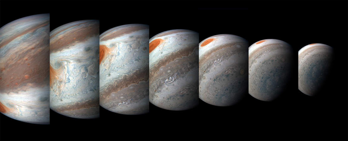 New NASA's stunning Jupiter pictures (1)