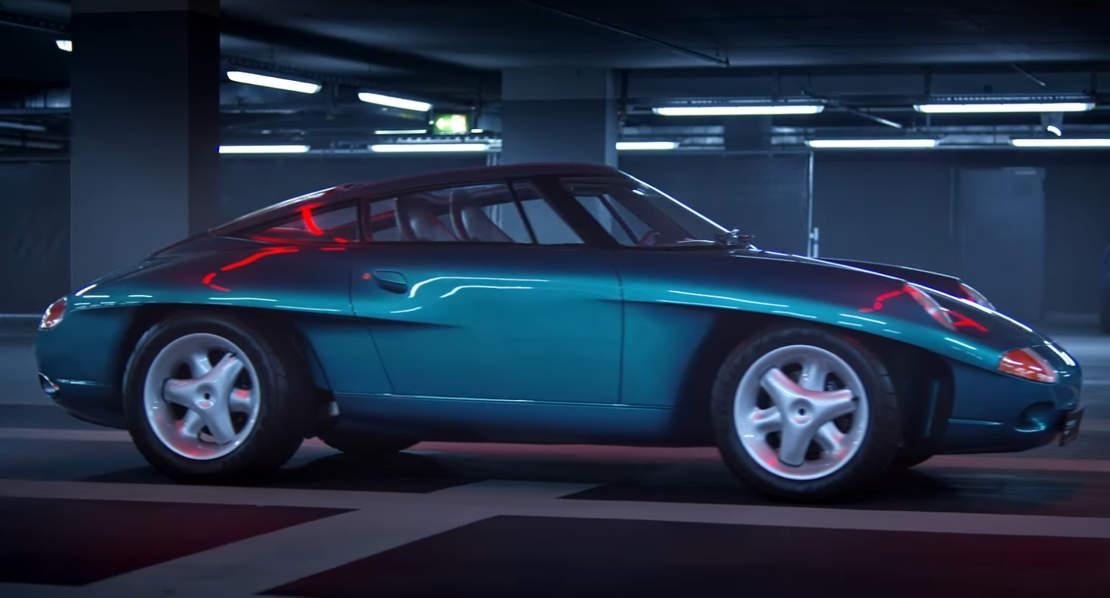 Porsche 5 Secret Prototypes