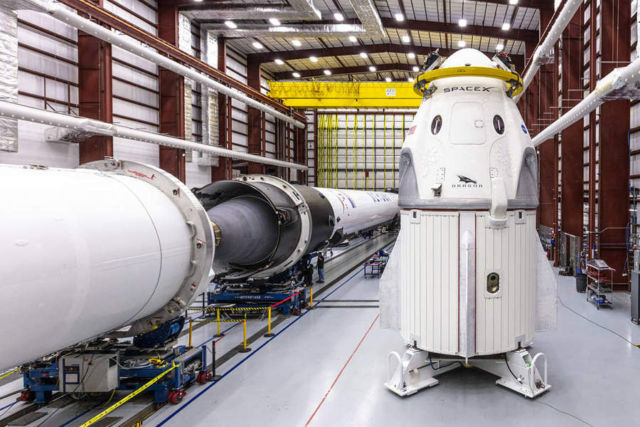 SpaceX's Crew Dragon Spacecraft