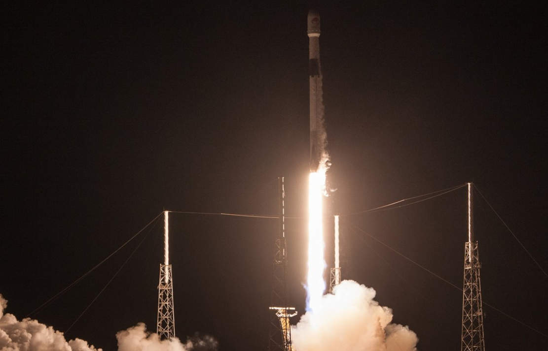 SpaceX just broke Four Records