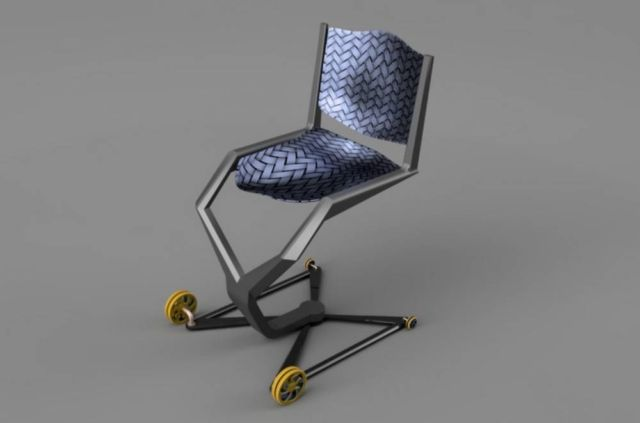 The Air-Chair concept (3)