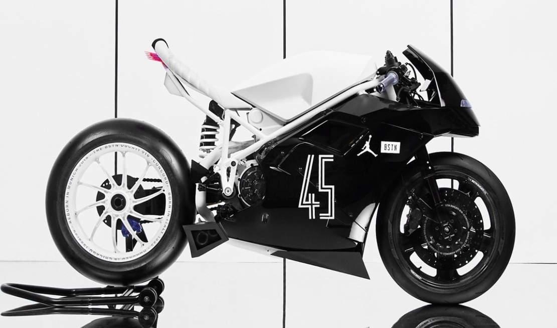 The BSTN Ducati 916 'Concord'