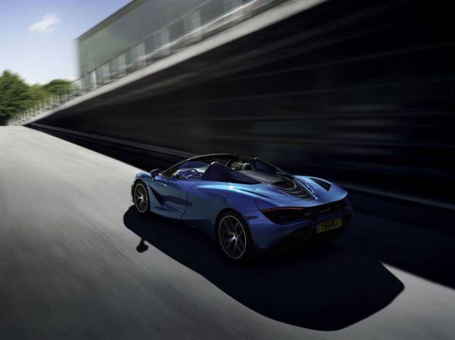 The new McLaren 720s Spider (3)