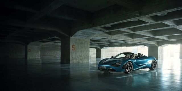 The new McLaren 720s Spider (2)