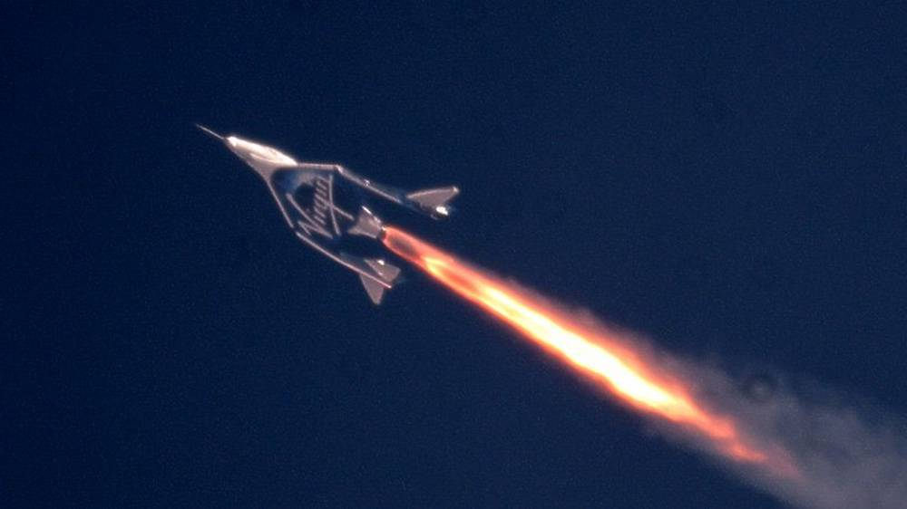 Virgin Galactic goes to Space (4)