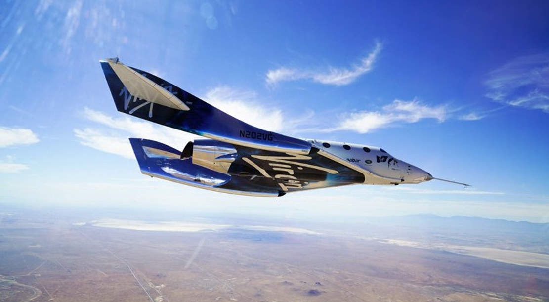 Virgin Galactic goes to Space (1)