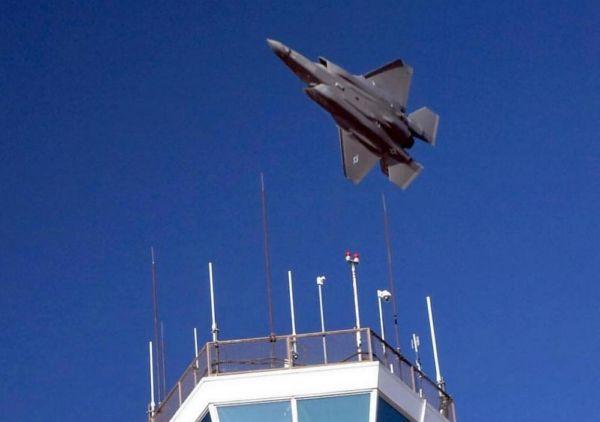 US F-35A Maneuvers