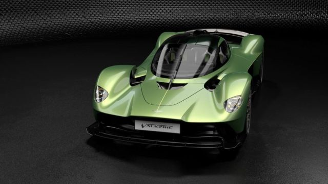 Aston Martin Valkyrie AMR Track Performance Pack (9)