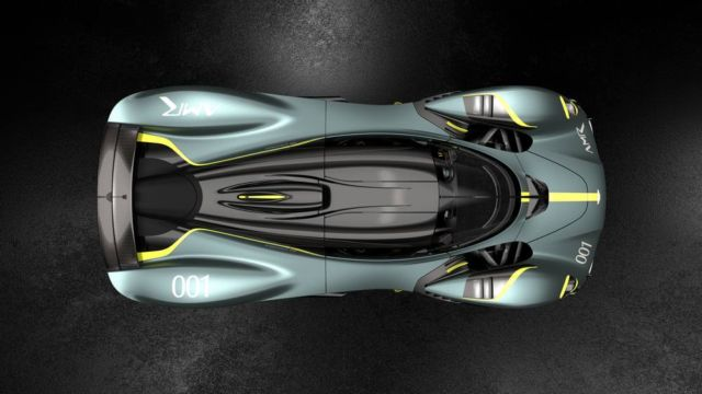 Aston Martin Valkyrie AMR Track Performance Pack (4)