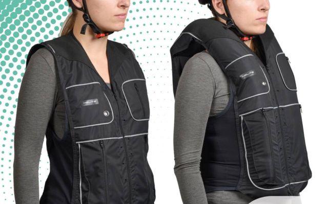 B'safe Wearable Airbag vest
