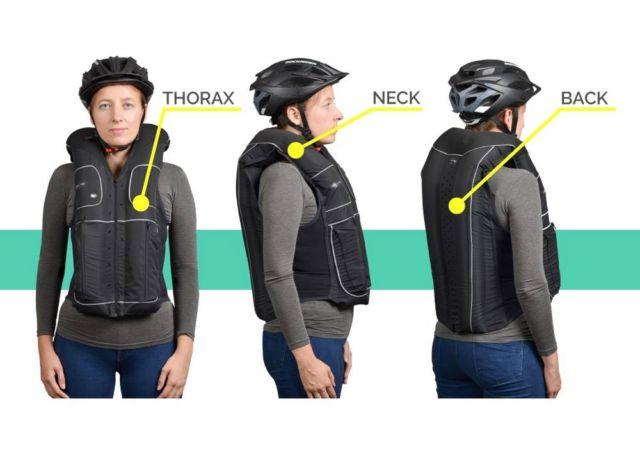 B'safe Wearable Airbag vest (3)