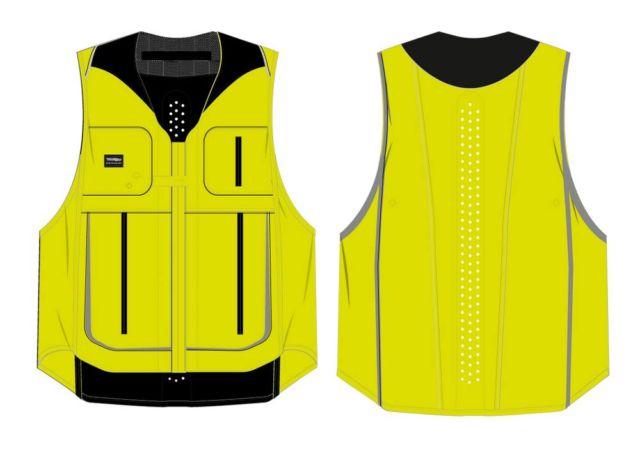 B'safe Wearable Airbag vest (2)
