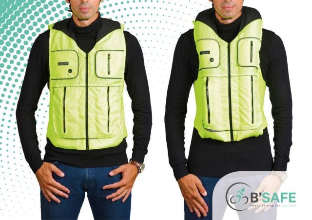 B'safe Wearable Airbag vest (1)