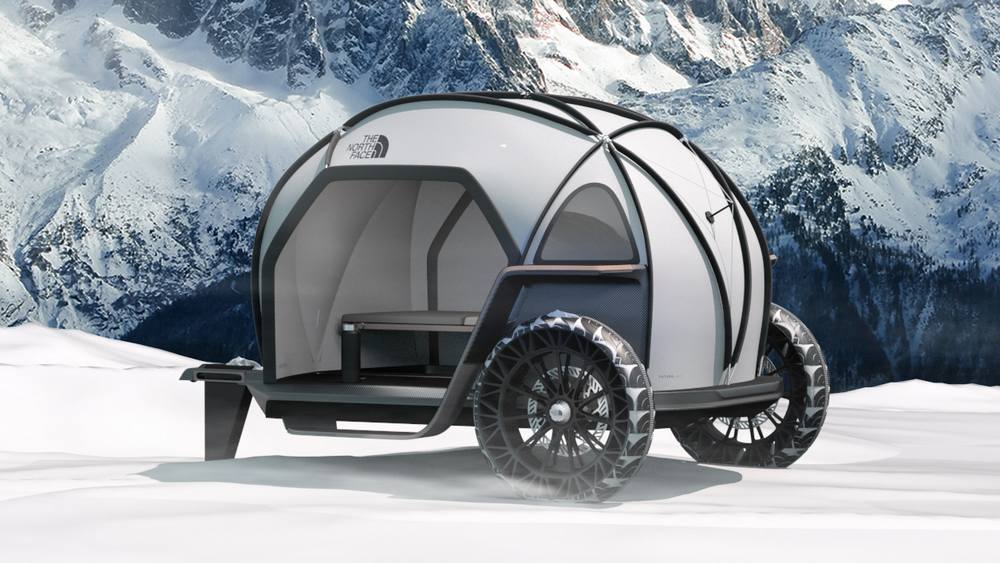 BMW – North Face Futurelight Camper