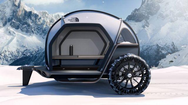 BMW - North Face Futurelight Camper (3)
