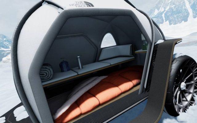 BMW - North Face Futurelight Camper (1)
